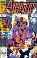 Avengers West Coast (1985) 60