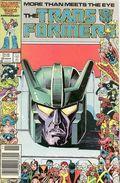 Transformers (1984 Marvel) 22
