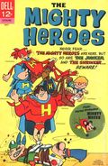 Mighty Heroes (1967 Dell) 3