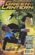 Green Lantern Rebirth (2004) 5