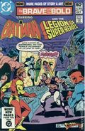 Brave and the Bold (1955 1st Series DC) 179