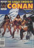 Savage Sword of Conan (1974 Magazine) 121