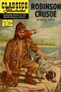 Classics Illustrated 010 Robinson Crusoe 16