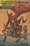 Classics Illustrated 034 Mysterious Island (1947) 9