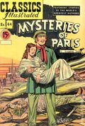 Classics Illustrated 044 Mysteries of Paris (1947) 3