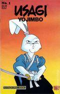 Usagi Yojimbo (1987 1st Series) 1
