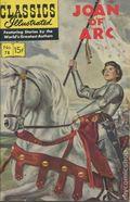 Classics Illustrated 078 Joan of Arc (1950) 8