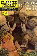 Classics Illustrated 097 King Solomon's Mines (1952) 5
