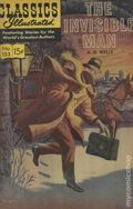 Classics Illustrated 153 The Invisible Man (1959) 3