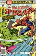 Amazing Spider-Man (1963 1st Series) Annual 12