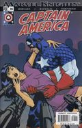 Captain America (2002 4th Series) 25