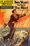 Classics Illustrated 025 Two Years Before the Mast 8