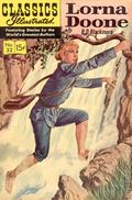 Classics Illustrated 032 Lorna Doone (1946) 7