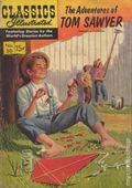 Classics Illustrated 050 Adventures of Tom Sawyer 8
