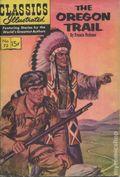 Classics Illustrated 072 The Oregon Trail (1950) 7
