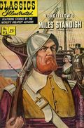 Classics Illustrated 092 The Courtship of Miles Standish 2