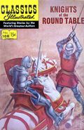Classics Illustrated 108 Knights of the Round Table (1953) 3