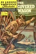 Classics Illustrated 131 The Covered Wagon (1956) 4