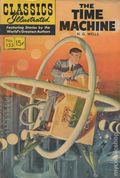 Classics Illustrated 133 The Time Machine (1956) 4