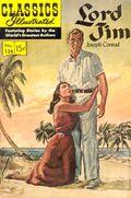 Classics Illustrated 136 Lord Jim (1957) 2