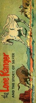 Lone Ranger Cheerios Giveaways (1954) 2