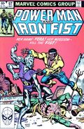 Power Man and Iron Fist (1972 Hero for Hire) 97