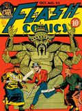 Flash Comics (1940 DC) 22