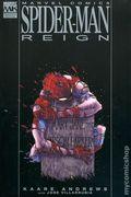 Spider-Man Reign HC (2007 Marvel Knights) Premiere Edition 1A-1ST