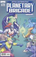 Planetary Brigade Origins (2006) 2