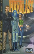 Fireblast Adventures in the 30th Century (2006) 1A