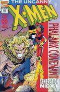 Uncanny X-Men (1963 1st Series) 316N