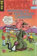 Popeye (King Educational Comics Giveaway) 8