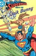 Superman Meets the Quik Bunny (1987) 0