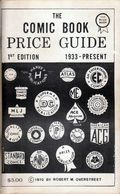 Overstreet Price Guide (1970- ) 1.1STWHITE