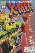 Uncanny X-Men (1963 1st Series) 317N