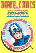Marvel Comics Presents Captain America Mini Comic (1987) 250