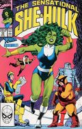 Sensational She-Hulk (1989) 12