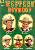 Dell Giant Western Roundup (1952) 2