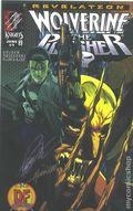 Wolverine Punisher Revelation (1999) 1DF.SIGNED.A