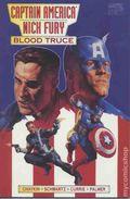 Captain America Nick Fury Blood Truce (1995) 1