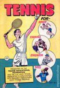 Tennis for Speed, Stamina, Strength, Skill (1956) 1