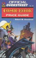 Overstreet Price Guide (1970- ) 19S
