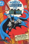 Untold Legend of the Batman (1989) Cereal Premium 3