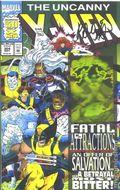 Uncanny X-Men (1963 1st Series) 304DFSIGNED