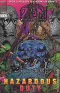 Zen Intergalactic Ninja Yearbook Hazardous Duty (1995) 1