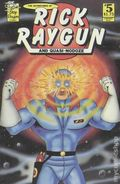 Adventures of Rick Raygun and Quasi-Nodoze (1986) 5