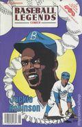 Baseball Legends Comics (1992) 6