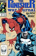 Punisher War Journal (1988 1st Series) 15