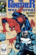 Punisher War Journal (1988 1st Series) 15