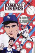Baseball Legends Comics (1992) 7